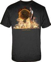 Gildan los juegos del hambre Gale con D12 sello camisa SM, MD, LG, XL nueva