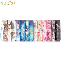S5Neo SM G903F Brand 3D PU Leather Mobile Cases For SAMSUNG Galaxy S5 Neo Cute Cartoon