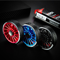 Cool Fidget Spinner Car Pendant Car Styling Auto Interior Decoration Teenage Toys Zinc Alloy Tyre Birthday Delicate Gift Man Boy