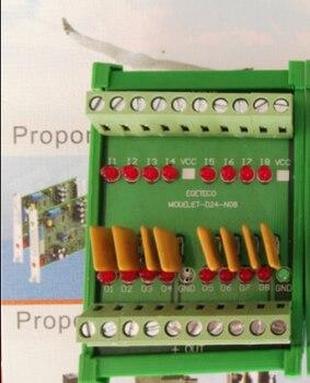 Relay Amplifier Board ET-D24-N08/ET-D24-P08/ET-D24-N12/N16 PLC Output Board фото