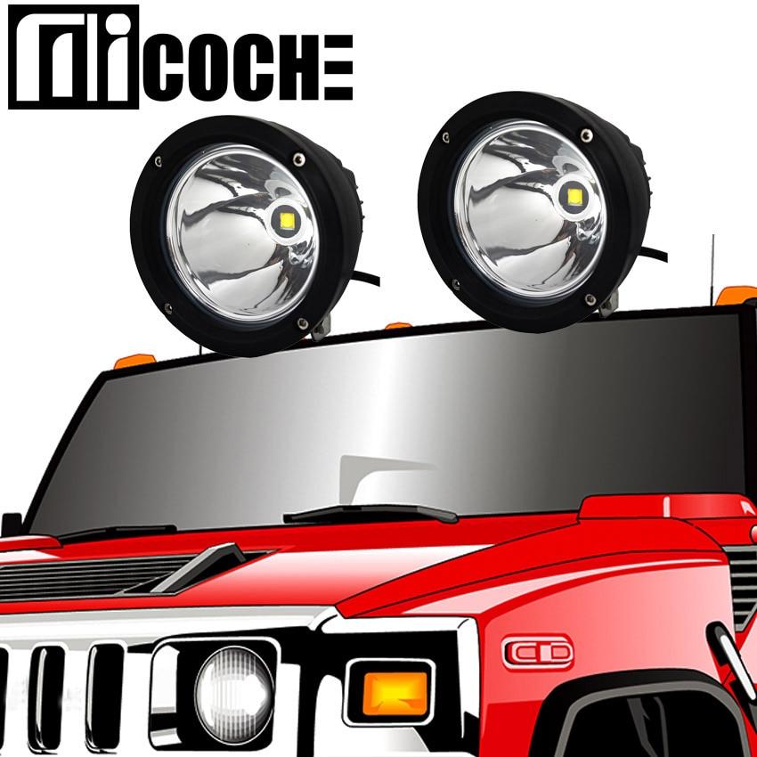 2pcs 25W LED Car Work Light Spotlight for Jeep Compass Grand Cherokee Patriot Wrangler Liberty Hummer H1 H2 H3 SUV Working Light new power steering pump for car jeep grand cherokee suv 2 7 crd 4x4 diesel