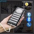 YFW Power Bank 10000 мАч Беспроводной Портативный Bluetooth Динамик с Открытый Фонарик для iPhone 6 Samsung Xiaomi Универсальный