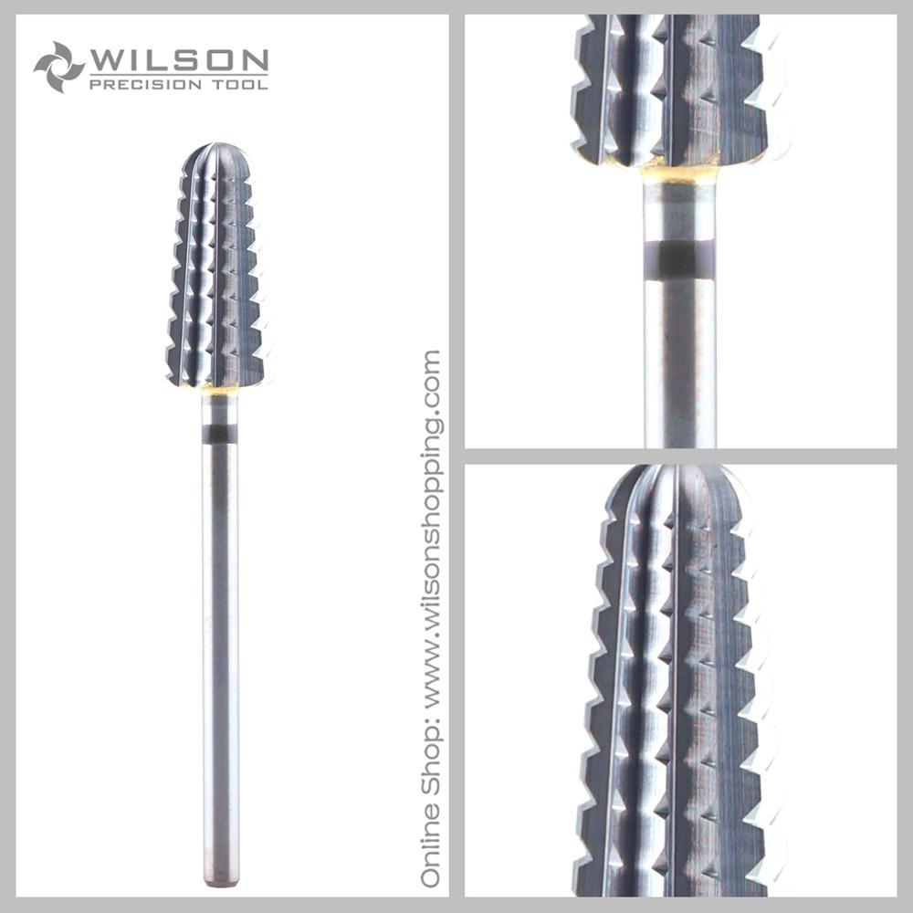 Volcano Bits - Extra Coarse(1100540) - WILSON Carbide Nail Drill Bit