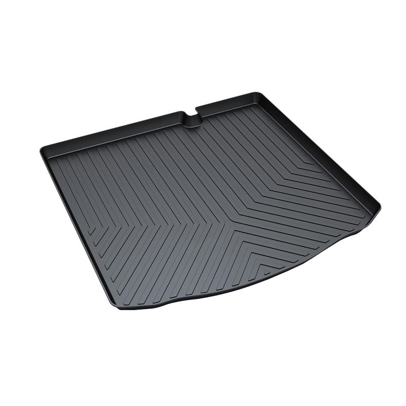 3D Trunk Mat for Peugeot 301 Waterproof Car Protector Carpet Auto Floor Mats Keep Clean Interior Accessories