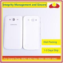 Für Samsung Galaxy Grand Duos I9082 9082 Neo I9060 I9060I Gehäuse Batterie Tür Hinten Rückseite Fall Chassis Shell Ersatz