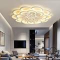 Moderne Led Plafond Verlichting Voor Woonkamer Slaapkamer Studeerkamer Crystal lustre plafonnier Home Deco Plafondlamp avize