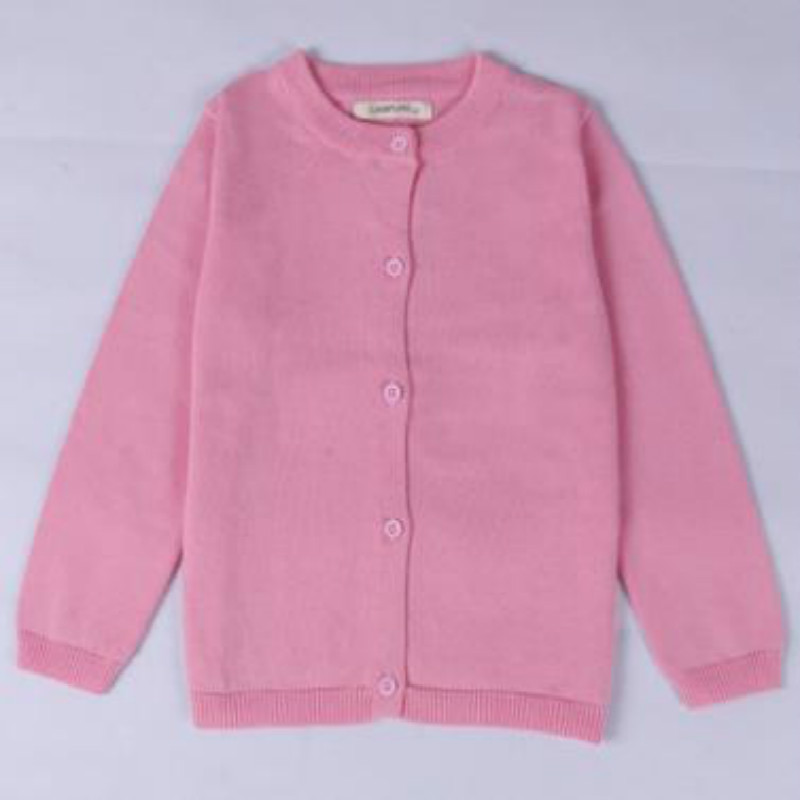 Children's Spring Knit Cardigan Jacket Jacket Baby Girl Sweater Jacket Children's Clothing Boy Knit Sweater