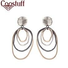 Vintage Hotsale Women Earrings Stud Jewelry Gold Silver Wholesale Dangle pendientes brincos earrings for