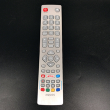 NEW Remote Control For Sharp Aquo HD Smart LED DH1901091551 LC-24DHG6001KW With YouTube NETFLIX key Fernbedienung