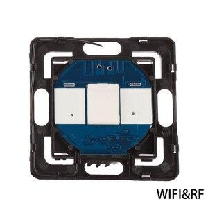 Image 2 - Bingoelec 1 ギャング 1 ウェイ wifi タッチスイッチ部分スマートホームオートメーションワイヤレスリモートセンサー部品携帯電話によって制御