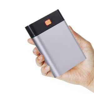 Image 4 - 5V Dual USB 4X 18650 Power Bank Case Kit Battery Charger Box For Smart Phones drop shipping 0831