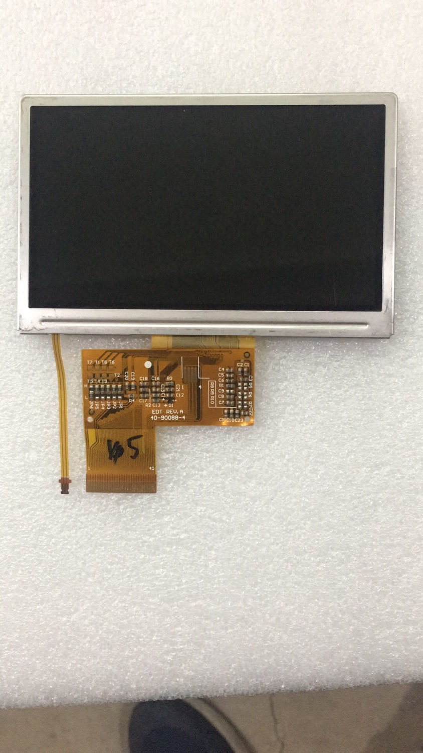 ET0430B6DM6 x1 ET0430B6DM6 compatible x1 SCN A5 FLT10.4 Z03 0H1 R x3-in LCD Modules from Electronic Components & Supplies    1