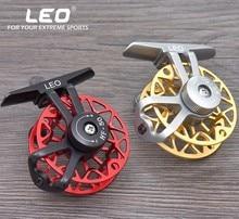 Full metal ultra-light former ice fishing Reels wheel fly fishing reel CNC Machined Aluminum