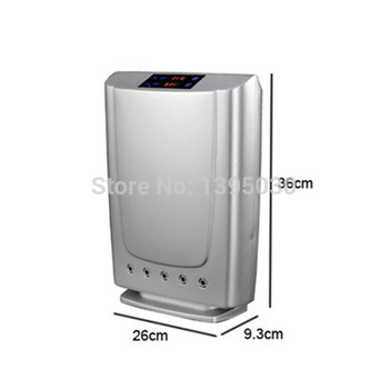 New GL-3190 16W 220V Plasma and Ozone Air Purifier For Home/Office Purification Remote Control