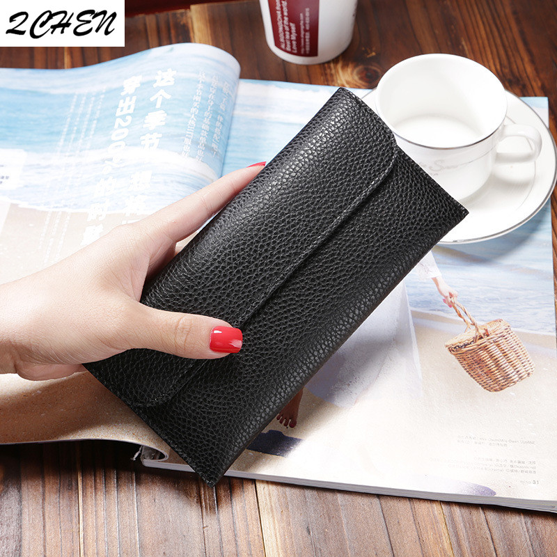 Women Wallet Long Purses Lady Tassel Fashion Coin Purse Card Holder Female High Quality Clutch Money Bag PU Leather Wallets 428