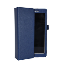 ocube 30pcs/lot 2-Folder Litchi Grain PU Shell Leather Cases Cover For Huawei Honor 2 8.0 inch Tablet