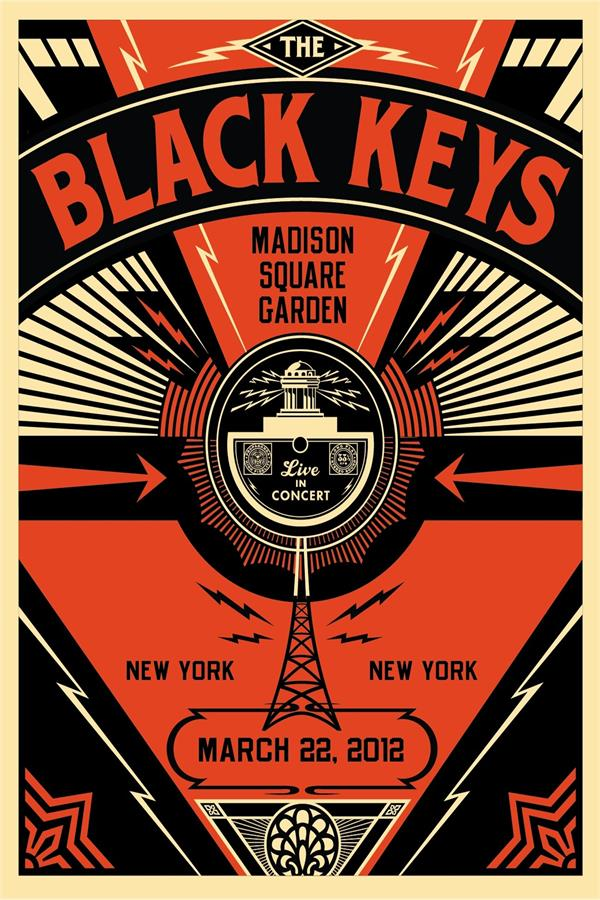 Us 68 Custom Canvas Wall Decor The Black Keys Music Band Poster The Black Keys Wall Stickers Office Wallpaper Retro Decoration 241 In Wall