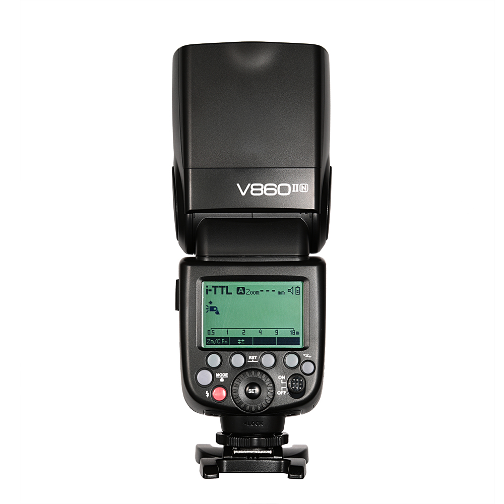 Godox V860II N 2 4G TTL HSS X1T N Transmitter Camera Flash Speedlite for Nikon D7500