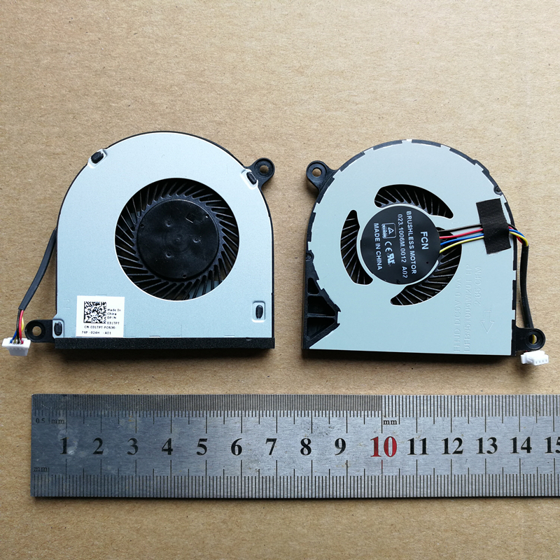 New laptop cpu cooling fan for DELL Inspiron 13-5568 5578 7378 5378 5379 5368 13MF FCN DFB451005M20T FHJD
