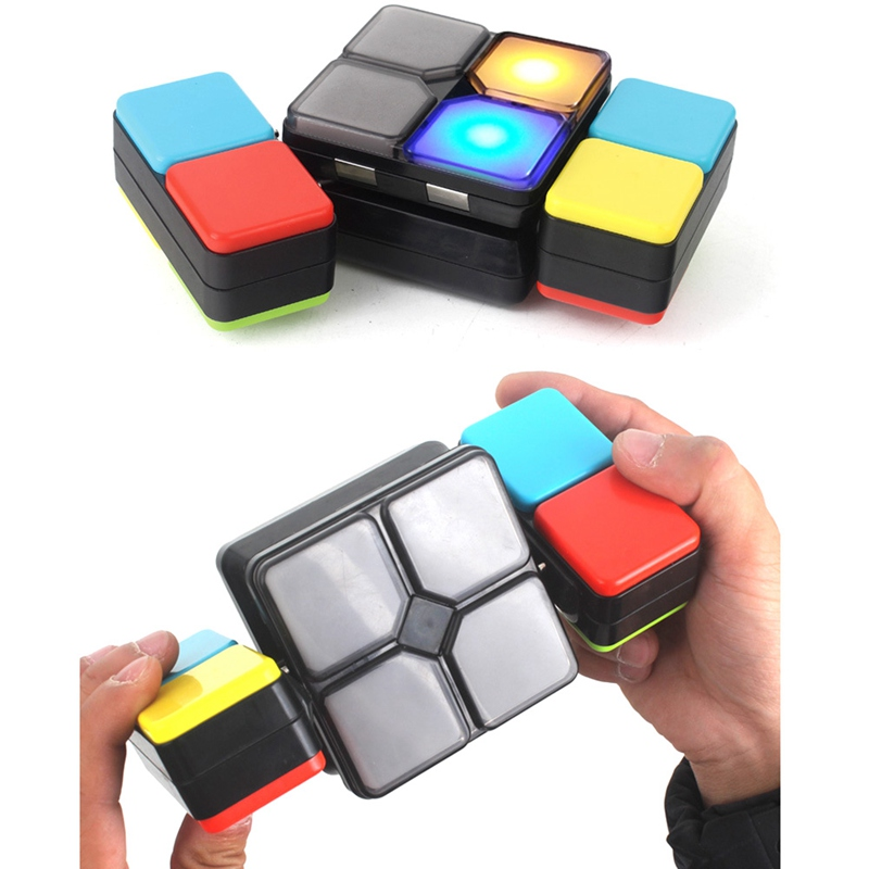 New Style Music Cubes Variety For Magic Cube Infinity Toy Spinner Fidget Electronics Flip Boy Neo Puzzle Spiner Adult Kid Gift