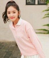 Kobiety Jakości Z Długim Rękawem T Shirt Casual Topy MARKA Cotton T-SHIRTY