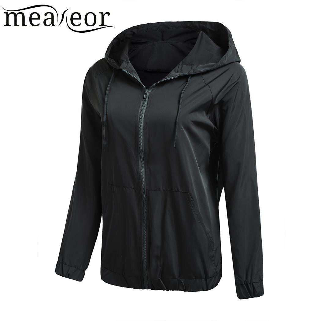 Ladies petite raglan sleeve hooded raincoat — pic 3