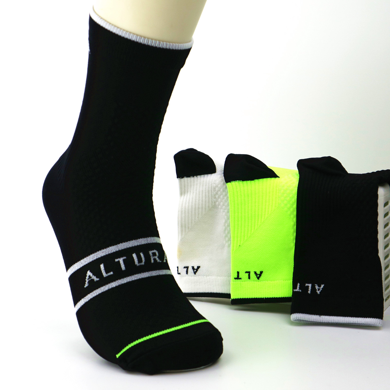 Новые женские велосипедные спортивные носки для альпинизма, походов, походов, дышащие быстросохнущие носки 38-43