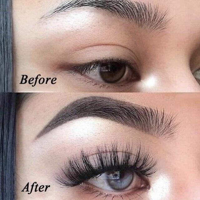 5 pairs 5D Mink Eyelashes Natural False Eyelashes Lashes Soft Fake Eyelashes Extension Makeup Wholesale 1