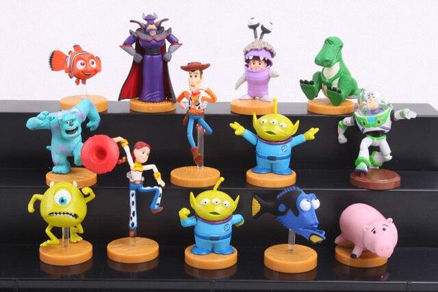 Toy Story Action Figures Set : Toy story andys toys exclusive mini figure set mattel toys toywiz