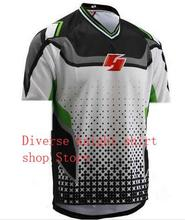 cycling jersey 2019 New summer downhill bike short-sleeved off-road motorcycle