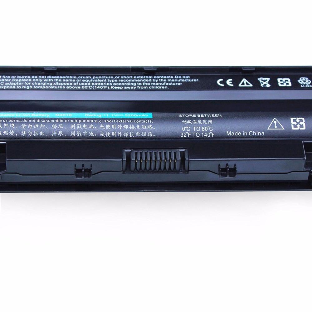 9-cell 6600mah Dtk/® Ultra Hochleistung Notebook Laptop Batterie Li-ion Akku f/ür Dell Inspiron 3420 3520 13r 14r 15r 17r-N7110 17r-N7010 N3010 N3110 N4010 N4050 N4110 N5110 N5010 N5030 N5040 N5050 M5110 M5010 M4110 M501,P//N J1knd 4t7jn