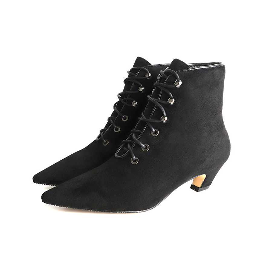 Women Ankle Boots Winter Female Shoes Lady Shoes Woman Footwear in Ankle Boots from Shoes