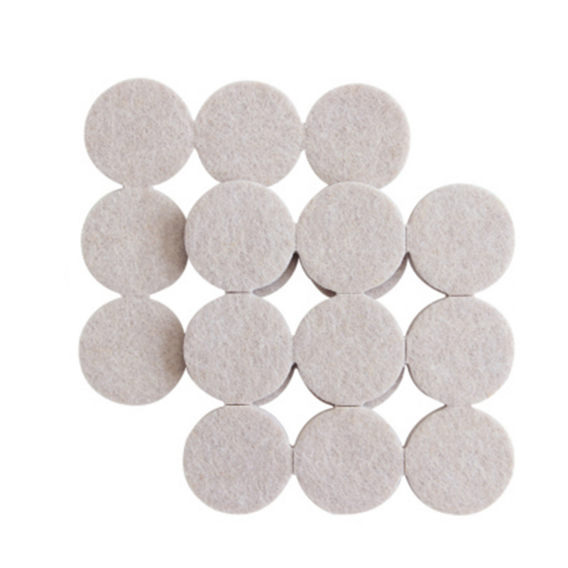 HOT SALE Self Adhesive Furniture Protector Felt Pad Cushion Dia 18pcs tdoubeauty dental greeloy silent oil free air compressor ga 62 free shipping