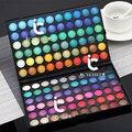 120 Цветов Теней Для Макияжа Партии Салон Shimmer & Matte Палитры Теней Набор