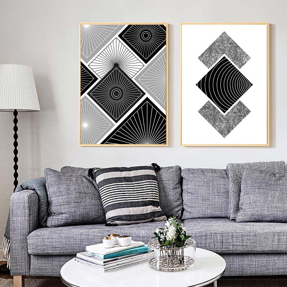 Скандинавские постеры геометрия