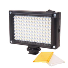 Ulanzi 112 Dimmable LED Video Light Rechargeable Photo Studio Light 3300-5500K for DSLR Camera Video light Wedding Videomaking