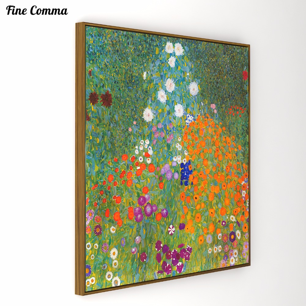 Gustav Klimt Pear Tree Giclee Canvas Print Paintings Poster Reproduction Copy