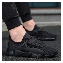 Running Shoes Men Sports Shoes Men Comfortable Breathable Mesh Surface Outdoor Walking Sports Shoes Men Non-slip wear Sneakers new couples sports shoes breathable mesh outdoor running shoes for men women air cushion running sneakers non slip running shoes