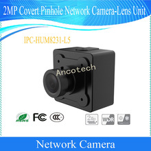 Dahua Free Shipping Security CCTV 2MP Covert Network Camera-Lens Unit without logo IPC-HUM8231-L5