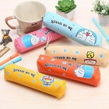 Korean Creative Makeup Bag Cute Cartoon Cat Doraemon A Dream Multifunction Large-capacity Cosmetic Bag Free Shipping 0041
