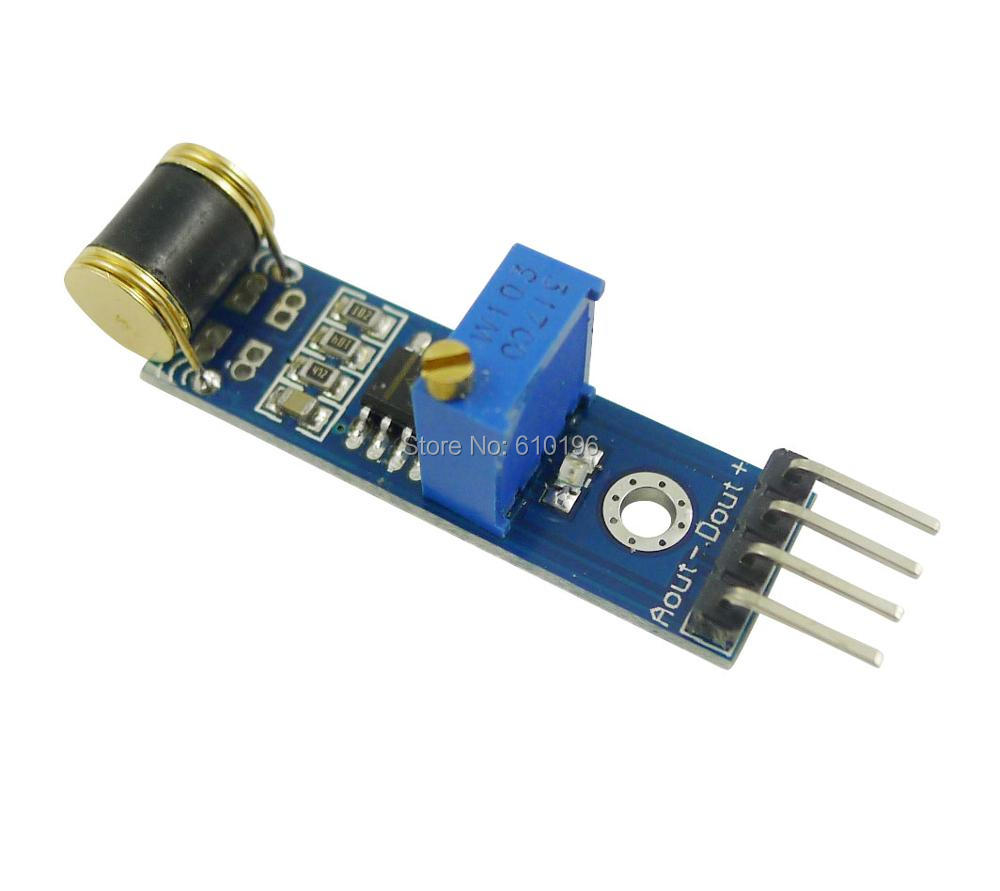 Robotics 801s Vibration Shock Sensor Module Sensitivity Adjustable Thermistor Arduino 10k Circuit Analog Output For 5pcs Lot In Sensors From Electronic Components Supplies On