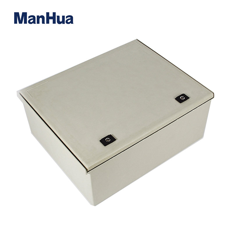 цена на Manhua IP67 ABS FIBER GLASS Waterproof Plastic Outdoor Electrical outdoor cable distribution box RH-540