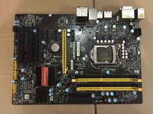 H55 материнская плата для Foxconn H6E-i 156pin поддержка X3440 (H55A + P7H55)