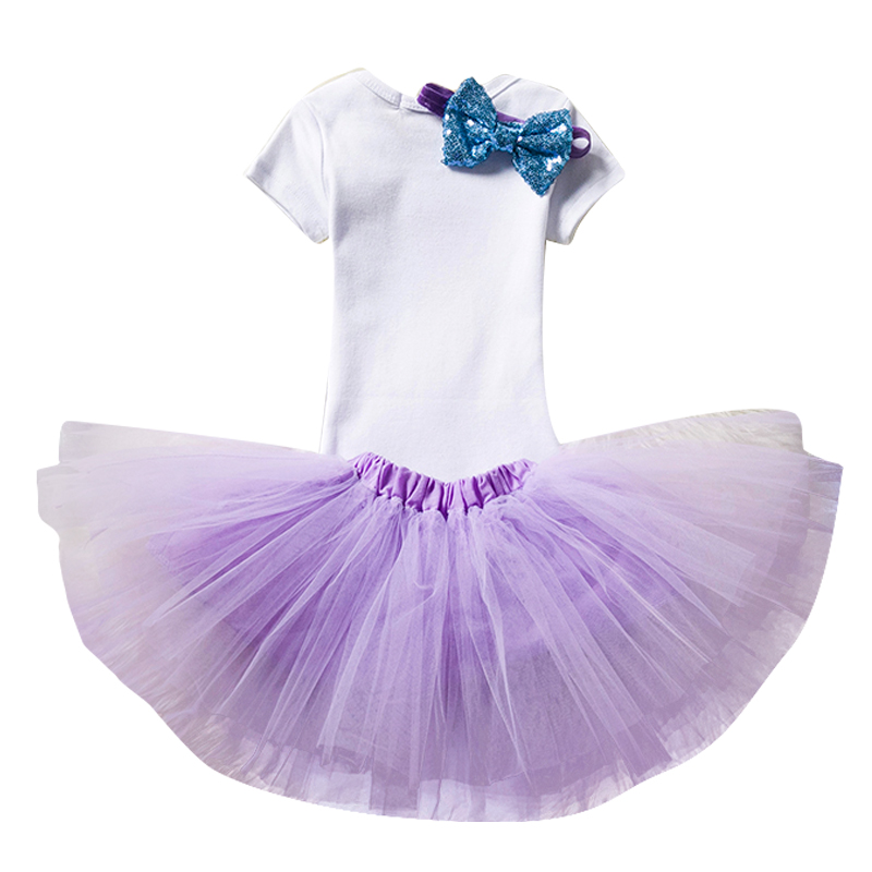 Es Mi 1st primer vestido de cumpleaños bebé recién nacido 1 años ...
