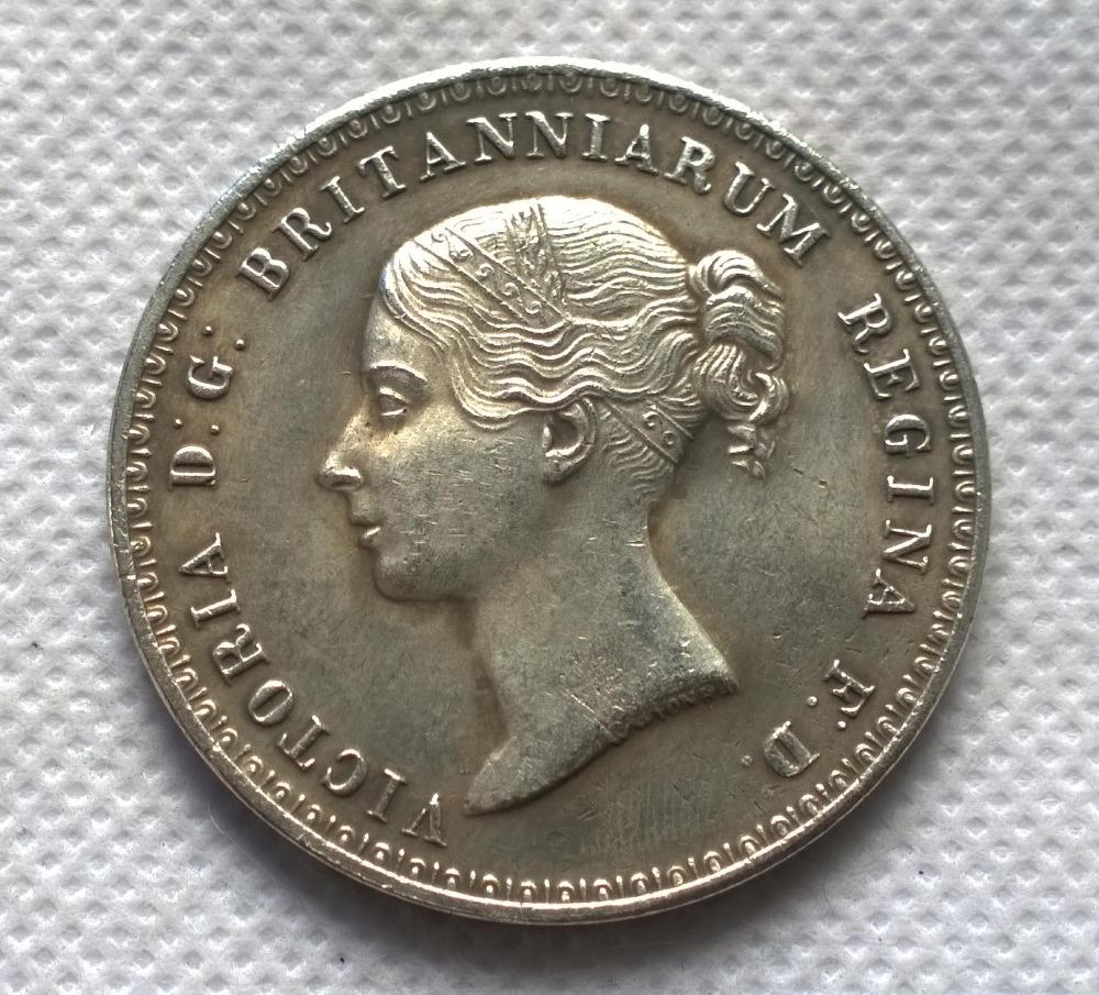 Silver Plated Una And The Lion 1839 Queen Victoria 5