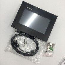 DOP 107CV HMI Màn Hình Cảm Ứng 7 inch 800*480 1 USB Máy Chủ mới trong hộp với Cáp chương trình Thay Thế DOP B07S411