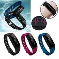 Banda 2 pulsera pulsera inteligente podómetro inteligente pulsera bluetooth reloj actividad rastreador de ejercicios para xiaomi