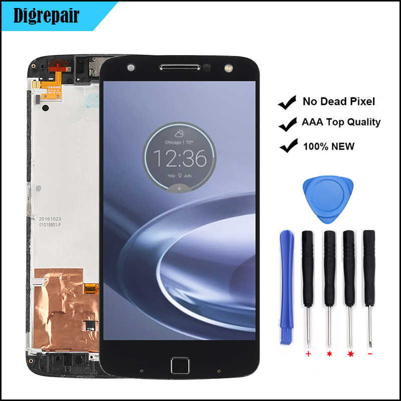 Detail Feedback Questions about For Motorola Moto Z Force Droid LCD