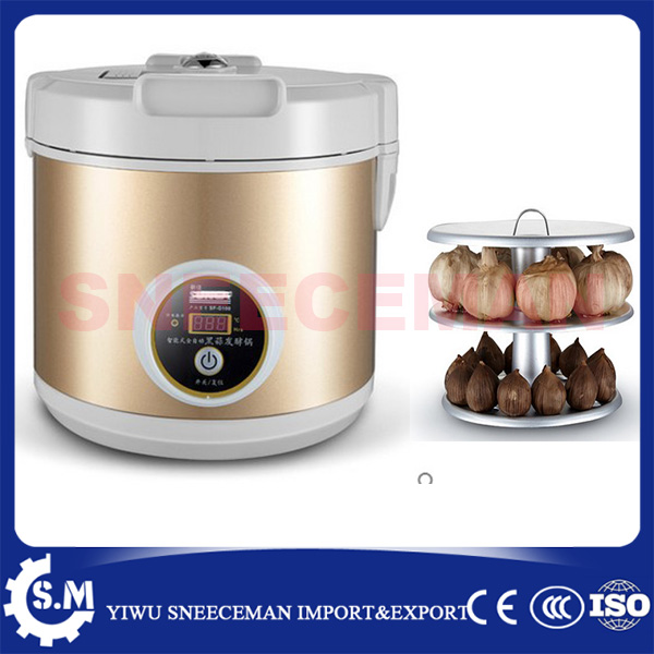 Homemade fermentation pot for black garlic fermentation machine Ferment Zymosis Garlic Maker Food Processor free shipping mc68hc908mr32cfu mc68hc908mr32 qfp ic 10pcs lot