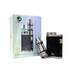 เดิมบุหรี่อิเล็กทรอนิกส์Eleaf iStick PicoเมกะTCชุด80วัตต์Picoเมกะกล่องสมัยVapeและ4มิลลิลิตรMelo IIIเครื่องฉีดน้ำVaporizerถัง